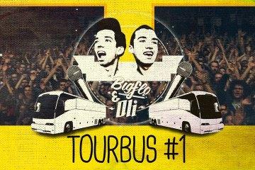 Bigflo et Oli Tourbus