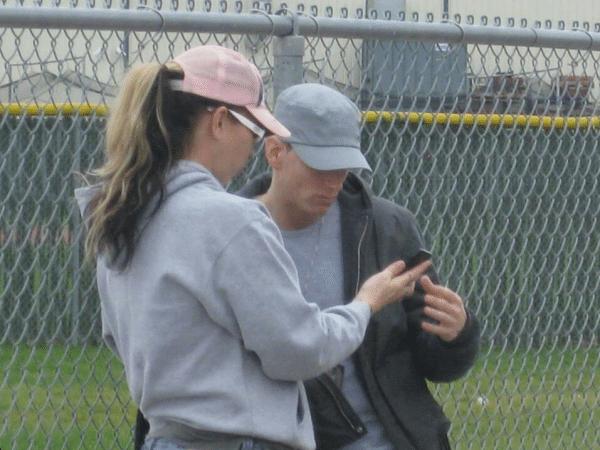 Kim et Eminem en 2011