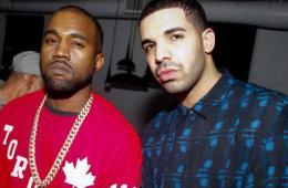 Kanye West & Drake ensemble sur You Know, You Know