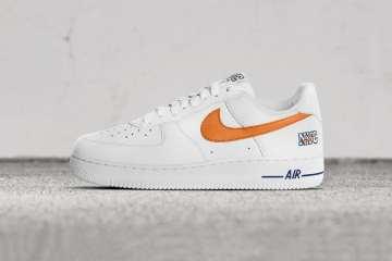 Nike dévoile une nouvelle paire de Air Force 1