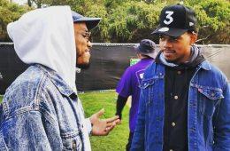 Chance The Rapper & Anderson .Paak sur le même morceau