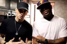 "Eminem & Royce Da 5'9"" en studio"