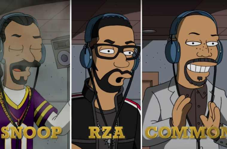 The Great Phatsby Snoop Dog RZA Common