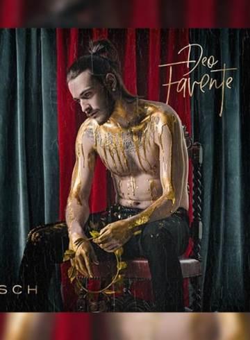 L'artiste marseillais est de retour avec son deuxième album Deo Favente, teinté ironiquement des sept pêchés capitaux.