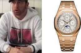 Le prix de la montre de Slim Shady va vous faire tourner la tête !