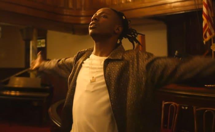 """Le rappeur de Brooklyn a délivré un clip poignant pour son morceau """"Temptation"""", toujours extrait de son dernier opus All-Amerikkkan Badass."""