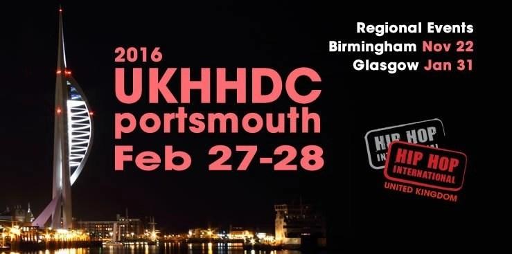 ExpiredBritish Hip Hop Dance Championships 2016