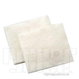 Organic Japanese Muji Cotton Pads (10 Pack)