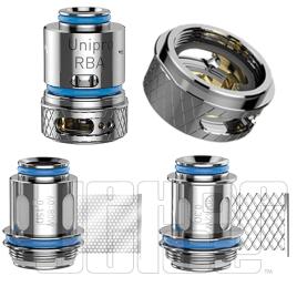 OXVA Velocity Unipro Coils / RBA