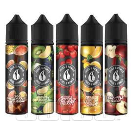 Juice N Power Fruits 50ml Shortfill