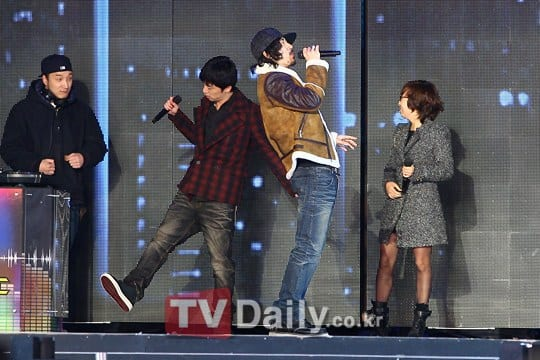 MFBTY at SBS Gayo Daejun