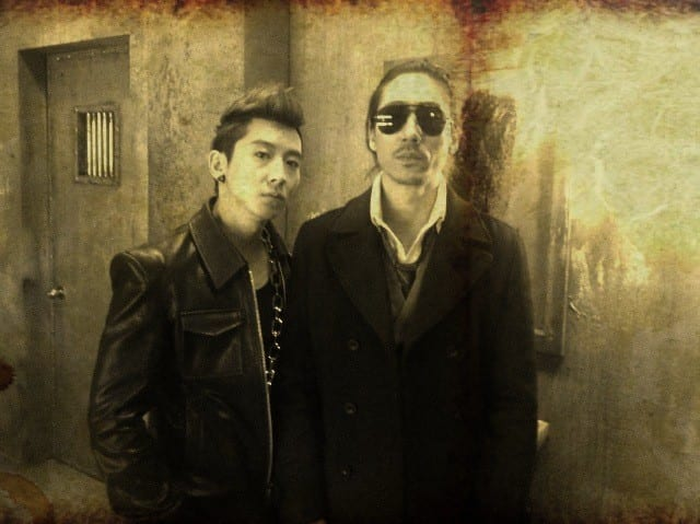 Brian Joo and Tiger JK