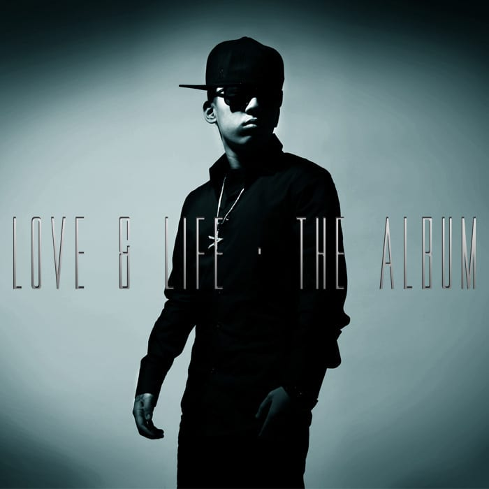 Dok2 - Love & Life, The Album cover