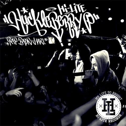 Huckleberry P - Rap Badr Hari cover
