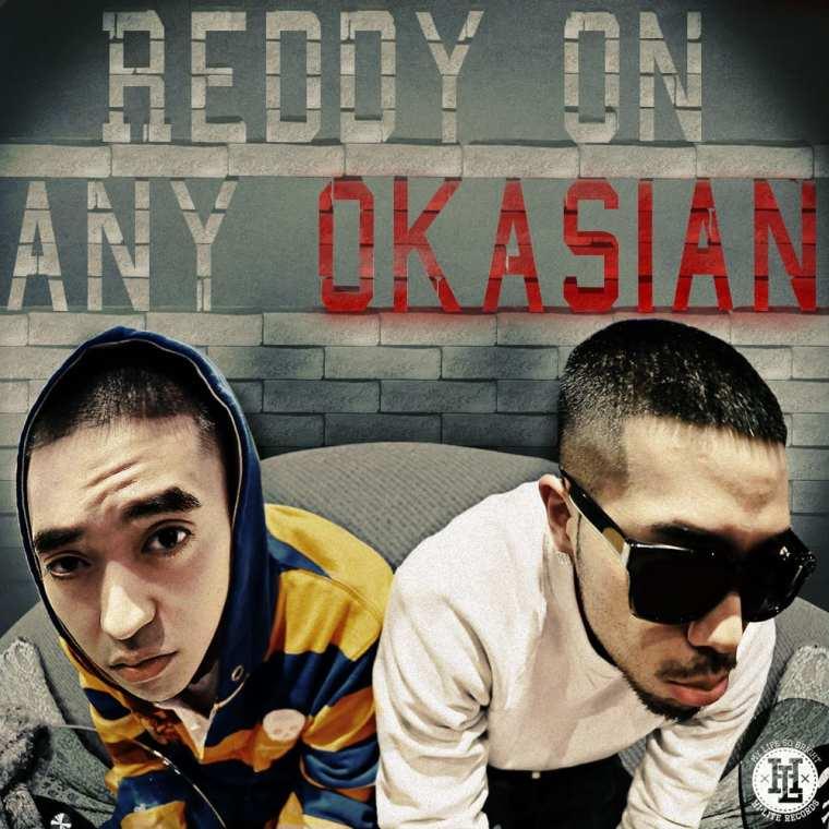 Okasian - Reddy on any Okasian cover