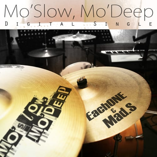 EachONE & Mad.S - Mo'Slow, Mo'Deep cover