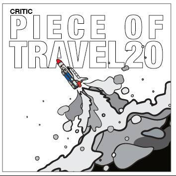 CRITIC - Piece of Travel 20 album cover