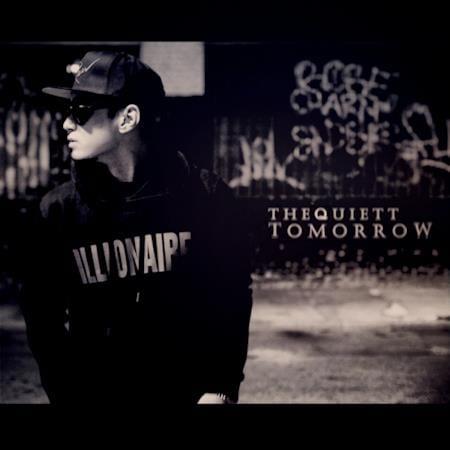 The Quiett - Tomorrow cover