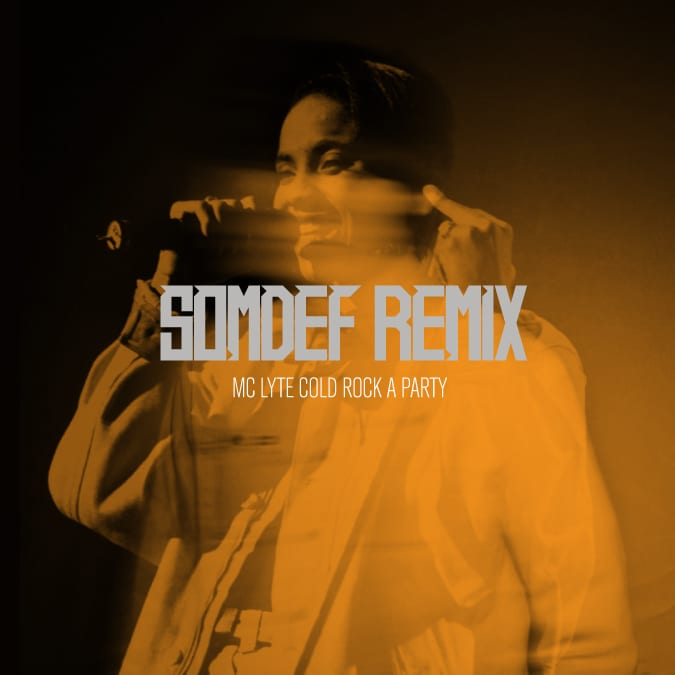 SOMDEF - Cold Rock A Party Remix cover