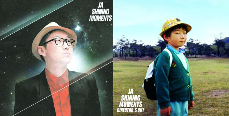 JA - Shining Moments cover