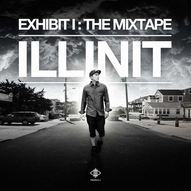 illinit - Exhibit I: The Mixtape cover