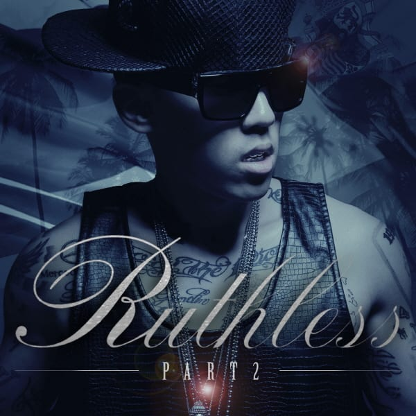 Dok2 - Ruthless Part 2 cover
