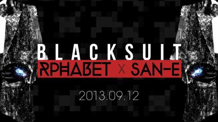 Rphabet - Black Suit (Feat. San E)