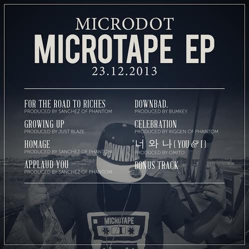 Microdot - Microtape EP tracklist