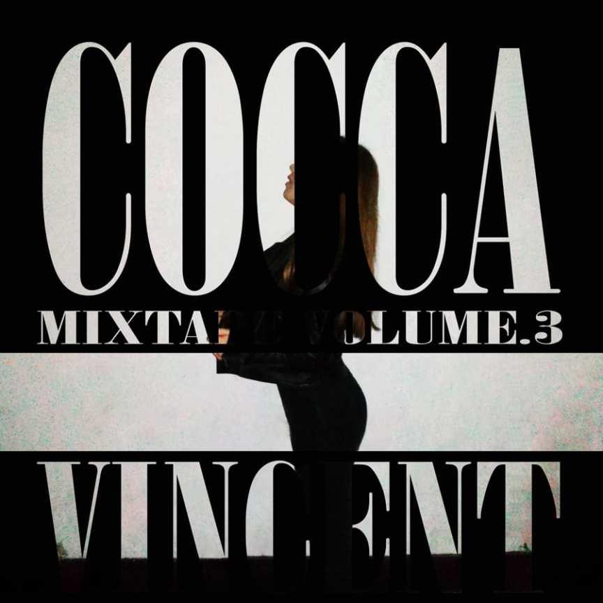 COCCA - Vincent mixtape cover