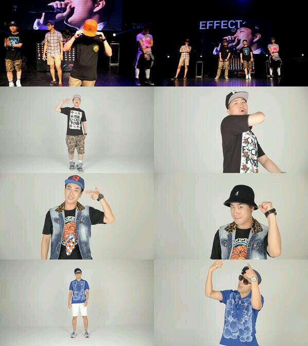 San E, Ultima, Sool J, Effect, Scary'P - Freestyle Town MV screenshots