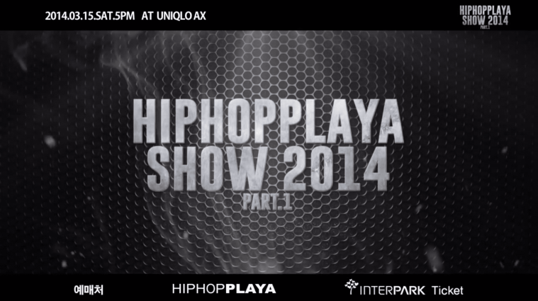Hiphopplaya Show 2014 Part 1 poster