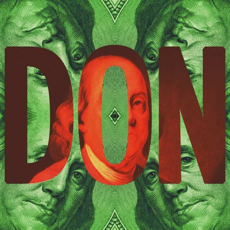 Vasco, The Quiett, Dok2, Nochang - DON cover