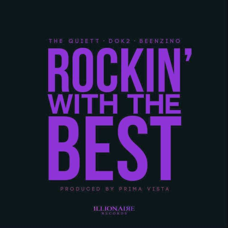 Illionaire Records - Rockin' With The Best cover