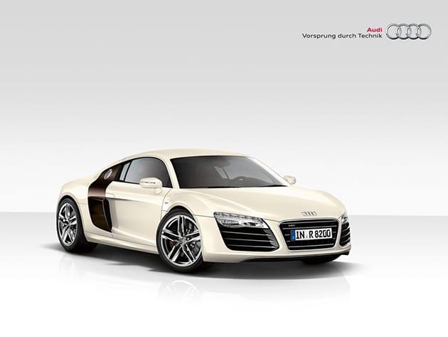 Audi R8 ($199,099-208,575 USD)