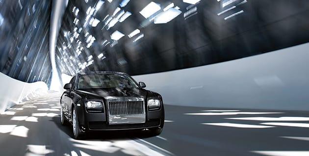 Rolls Royce Ghost ($363,537-431,691 USD)