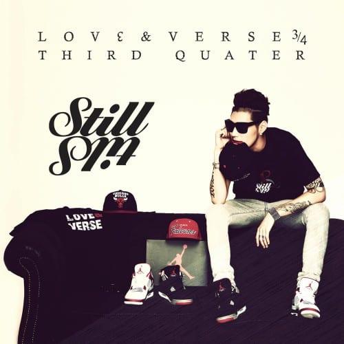 Still PM - Love & Verse 3/4 album cover