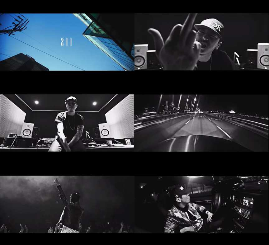 Vasco - Nobody 2 Somebody (MV screenshots)