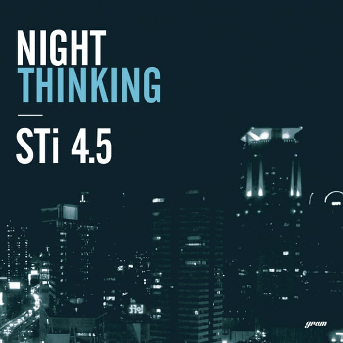 STi - Night Thinking (cover)