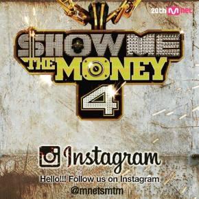 Show Me The Money 4 - Instagram promo image