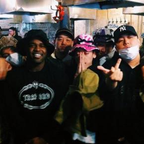 Keith Ape, A$AP Ferg, Jay Allday, Okasian