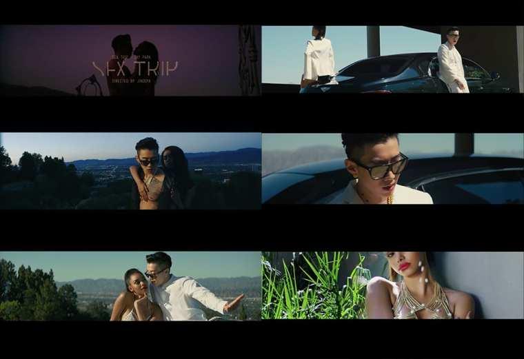 Jay Park - Sex Trip MV screenshots