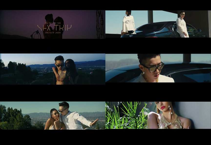 Jay Park - Sex Trip MV screenshots