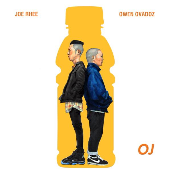 Owen Ovadoz X Joe Rhee - OJ (cover)