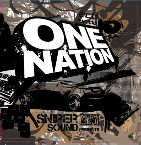 Snipersound - One Nation (cover)