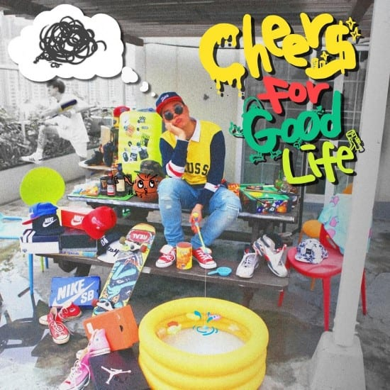 SongRapper - Cheers for Good Life (cover)