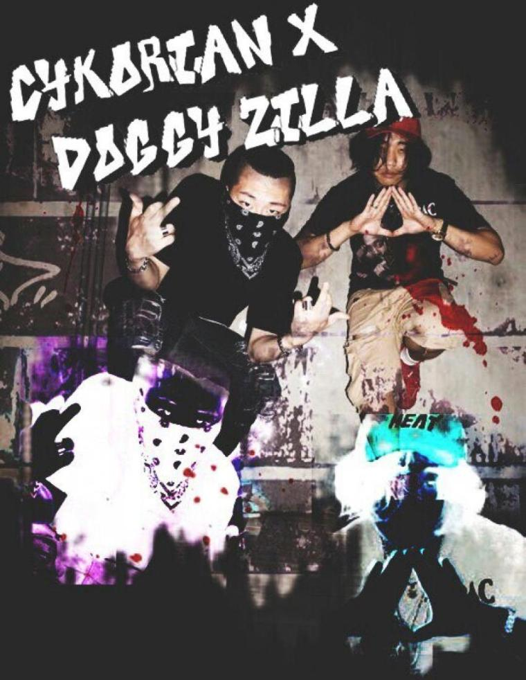 CYKORIAN X Doggy ZILLA - Crazy 4 Life 2 Day (cover)