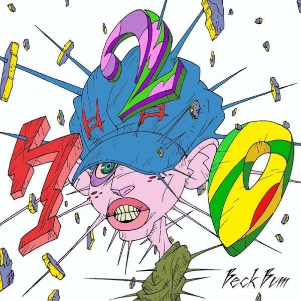 Beck Bum - 720 (cover)