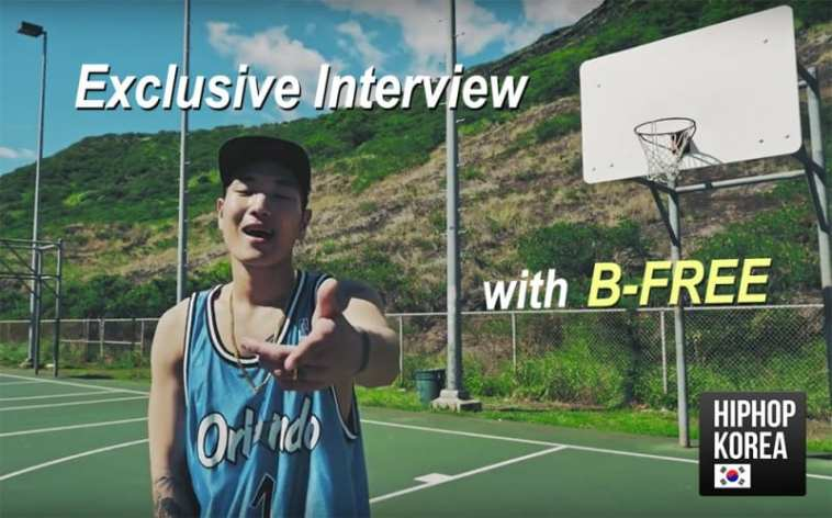 Exclusive Interview with B-Free