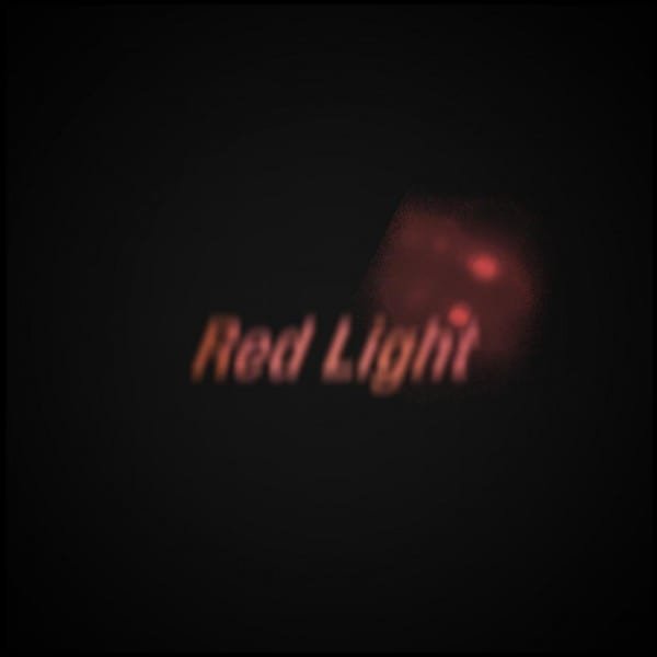 CLOUDYBEATS - Red Light (Feat. Chillin Ovatime, Mateo) cover