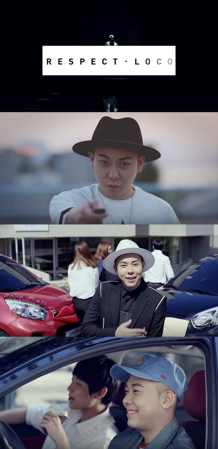Loco - Respect MV screenshots